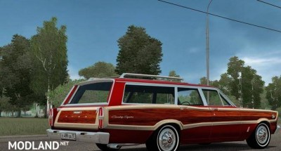 Ford Country Squire 66 [1.5.9], 3 photo